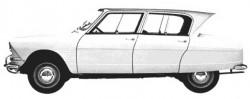 Citroën Ami 6 (Přítel)