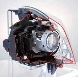 AFL (Adaptive Forward Lighting)