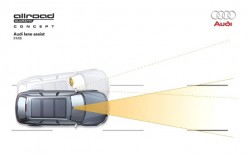 Audi lane assist