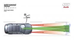 Audi road vision