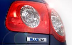 BlueTDI (Blue Turbocharged Direct Injection)