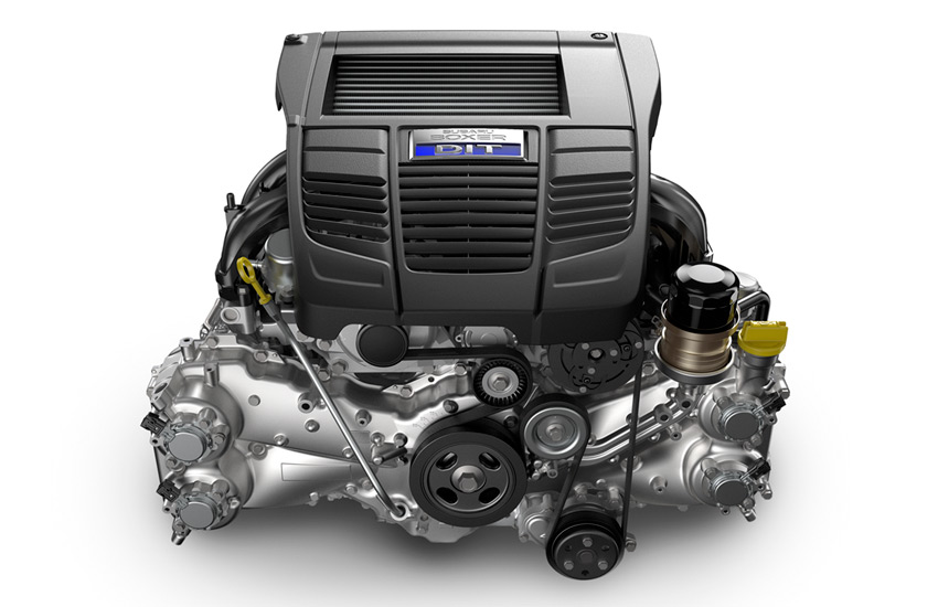 DIT (Direct Injection Turbo)