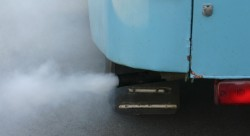 Emise výfukových plynů