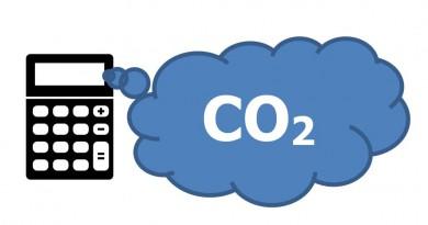 Výpočet emisí CO<sub>2</sub>