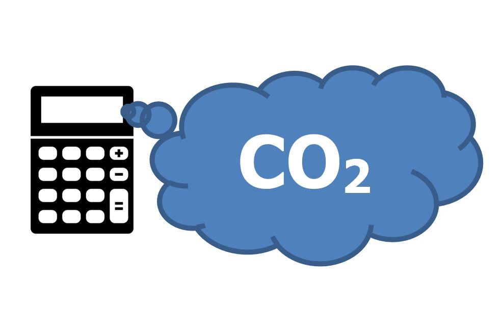 Výpočet emisí CO2