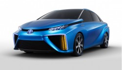 FCV (Fuel Cell Vehicle)
