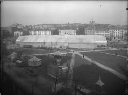 Ženevský autosalon v roce 1924