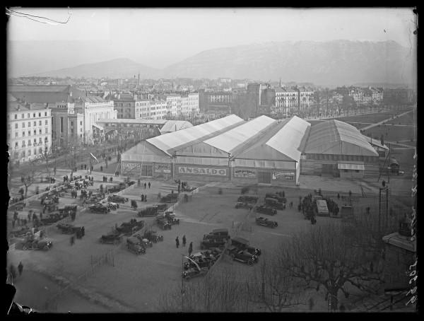 Autosalon Ženeva 1924