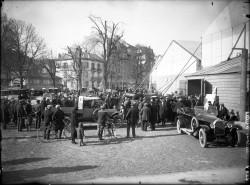 Ženevský autosalon 1925