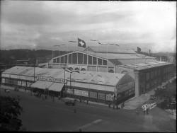 Ženevský autosalon v roce 1926