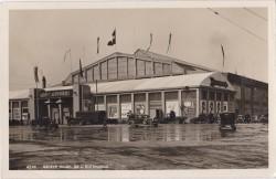 Ženevský autosalon v roce 1931