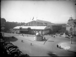 Ženevský autosalon v roce 1936