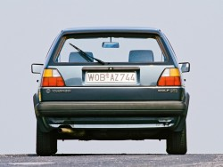 VW Golf GTD 1983