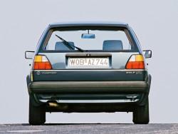 VW Golf GTD 1983