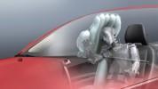 unkcia hlavového airbagu