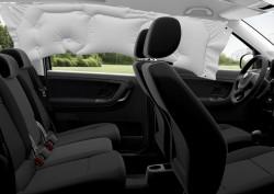 funkce hlavového airbagu