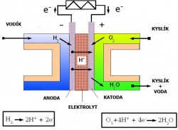 HTFC (High Temperature Fuel Cell)