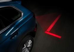 Zadné interaktívne svetlomety SBBR VW