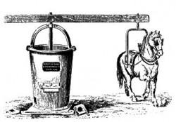 Koňská síla (kůň, k)