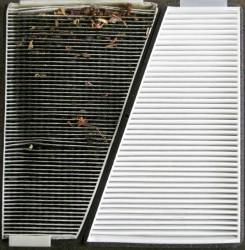 Pylový (kabinový) filtr