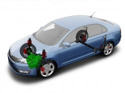 Regenerativní brzdění - rekuperace brzdné energie