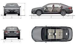 Základní rozměry vozidel