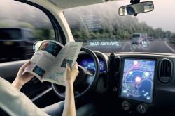 autonomní řízení - stupeň 4