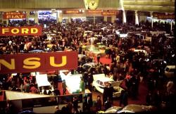 Ženevský autosalon 1968