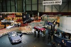 Ženevský autosalon 2000