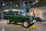 Land Rover Defender Series III 109 Station Wagon 1979