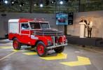 Land Rover Defender Series I Fire Tender 1956