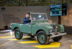 Land Rover Defender #475 z roku 1948