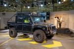 "slavnostní konec výroby - Land Rover Defender ""James Bond SPECTRE"""