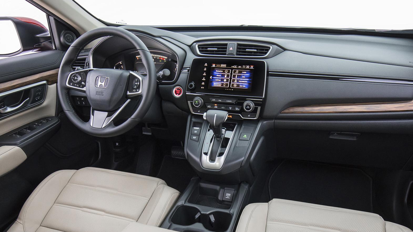 Honda CR-V (2017)
